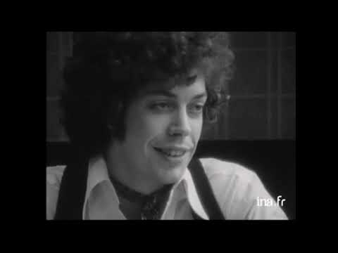 Tim Curry FULL interview from Hair, 1969