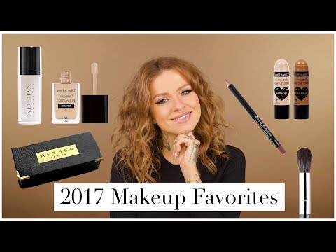 2017 Makeup Favorites | Vegan & Cruelty Free