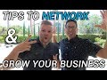 Networking To Grow Your Business | Growing Your Inner Circle