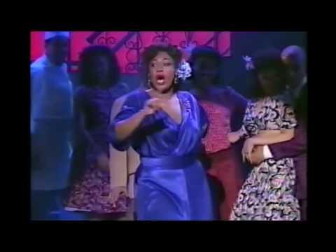Carmen Jones- Olivier Awards