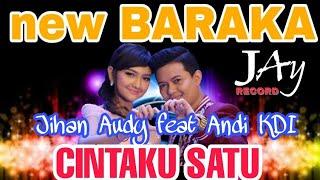 Gambar cover Cintaku Satu - Jihan Audy ft Andi KDI