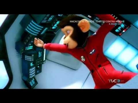 TVC3 | Macacos no Espaço - Zartog Contra-Ataca | Estreia sábado, 5 de julho, 14h40