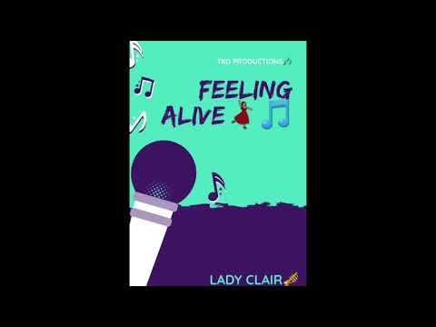 Lady Clair - Feeling Alive (Antigua 2019 Jr Soca)