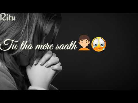 New version female sad song ye dooriyan......song for WhatsApp status specialy for girls 2018.....