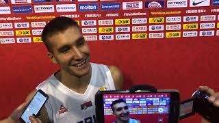 Bogdanović posle Portorika:
