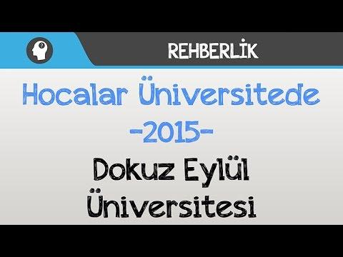 hocalar üniversitede dokuz eylül üniversitesi