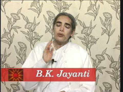 Raja Yoga Meditation Technique - Sr Jayanti
