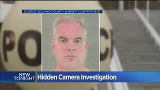 Retired Vacaville Police Officer Arrested For Recorded Secret Sex Videos