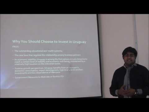 Orange Global Village Presentation Urugyay