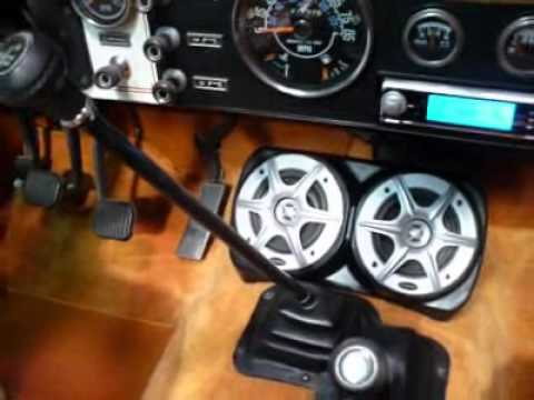 Speaker Pods For Jeep Cj Amp Wrangler Youtube