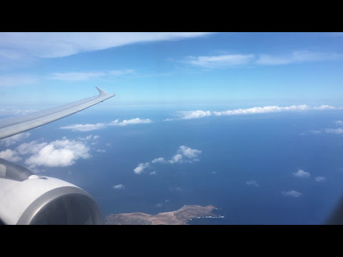 TAP Portugal A320 - Lisbon to Funchal (Rejected Takeoff, Takeoff and Landing)