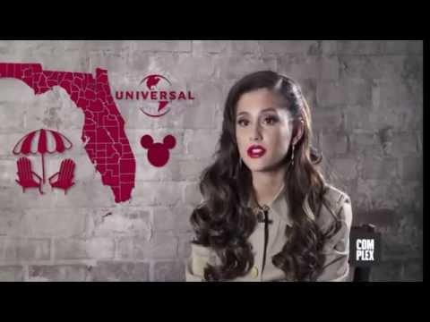 Ariana's Complex Magazine Interview