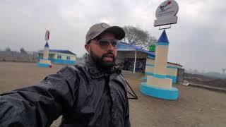 Gautam Buddha international Cricket Stadium Visit.