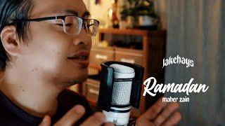 Maher Zain - Ramadan (ROCK Cover by Jake Hays feat Fanzi Ruji & Amril Adib
