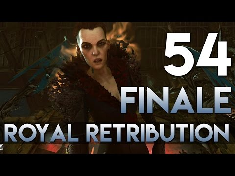 [FINALE | 54] Royal Retribution (Let's Play Dishonored 2 PC w/ GaLm) [Low Chaos/Corvo]