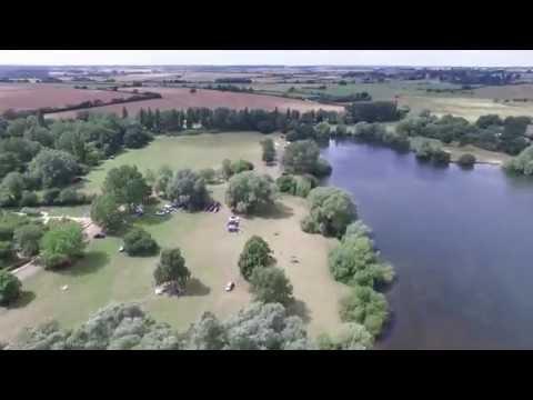Milton Keynes Aerial Footage - DJI Phantom 3 Professional