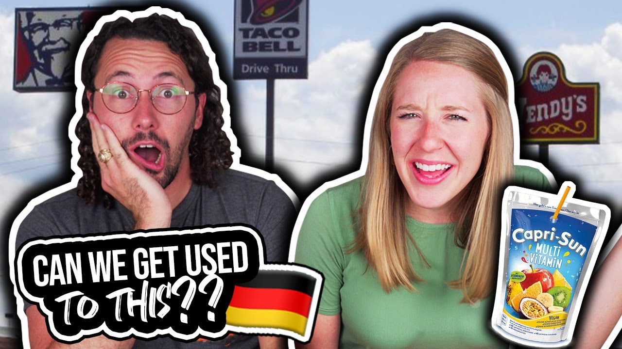 UNEXPECTED DIFFERENCES BETWEEN LIFE IN GERMANY AND THE USA