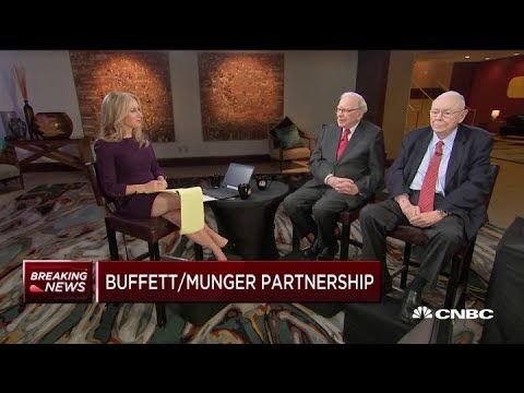 Warren Buffett and Charlie Munger on why they work so well as partners