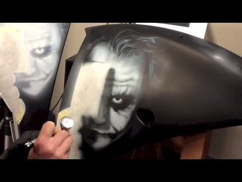 The Joker R1 - Part 2, Step by Step.