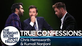 Download True Confessions with Chris Hemsworth and Kumail Nanjiani Mp3 and Videos