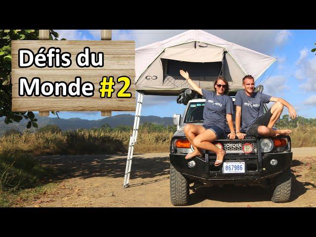 Louer un véhicule gratuitement - Défi #2 - nomades 2.0