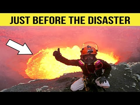 Thumbnail: 10 VOLCANO ERUPTIONS CAUGHT ON CAMERA IN REAL LIFE