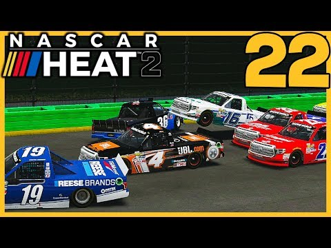 And I Killed the Field...  10/23  NASCAR Heat 2 Career Mode S2 Episode 22