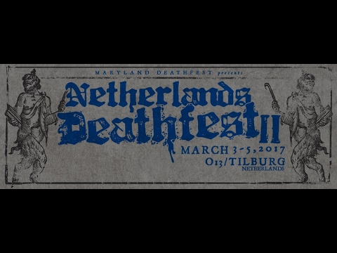 Netherlands Death Fest 2! Win a 3-day ticket!!