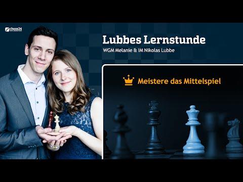 """Lubbes Lernstunde: """"Meistere das Mittelspiel"""" #1"""