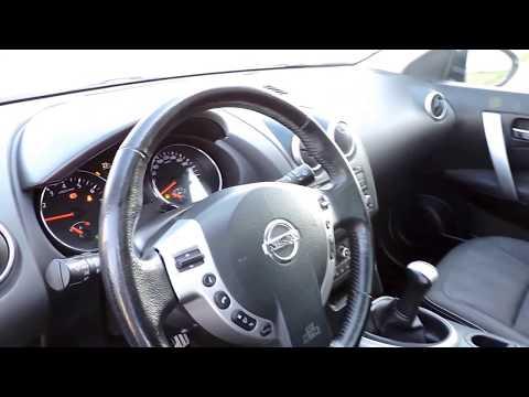 Nissan Qashqai Универсал 2012 Белый, Соединенное королевство