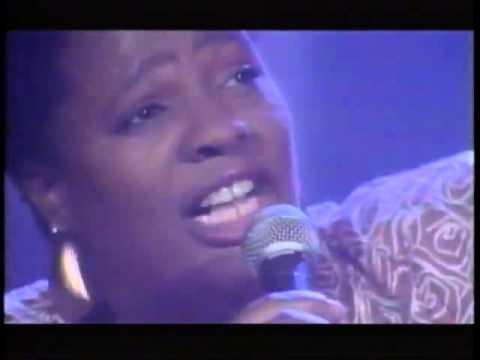Jocelyn Brown- Somebody's Else Guy LIVE