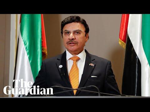 UAE ambassador defends prosecution of British academic