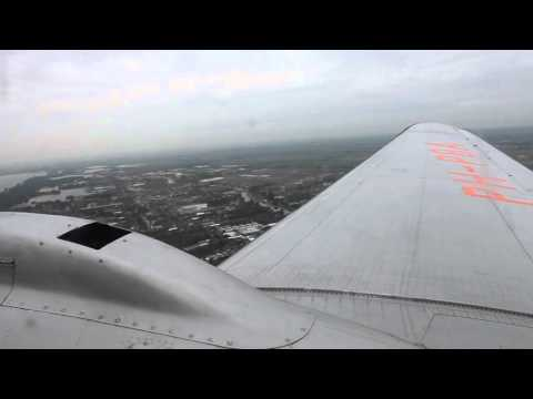 *Dutch Dakota* DDA Classic Airlines DC-3 Amsterdam - Rotterdam