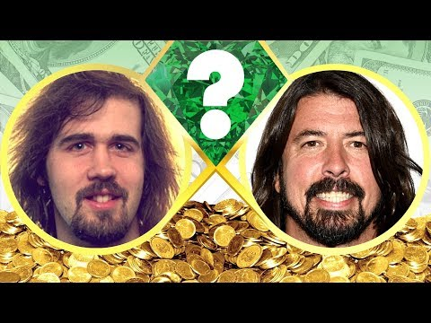 who's-richer?---krist-novoselic-or-dave-grohl?---net-worth-revealed!-(2017)