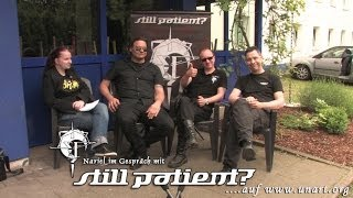 UnArt Live TV - Interview still patient? - Dortmund 2014