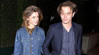Natalia Dyer & Charlie Heaton Prove They're Going Strong By Holding Hands On Date - 247 news