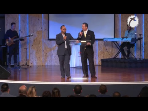Maranatha Live - Servicio Unido Apostol Nahum Rosario - Nov 3 /17