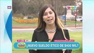 Alejandro Goic: propone aumentar el sueldo mínimo