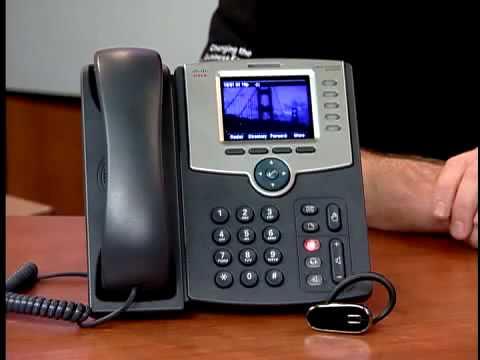 Cisco SPA525G IP Phone Driver Download (2019)