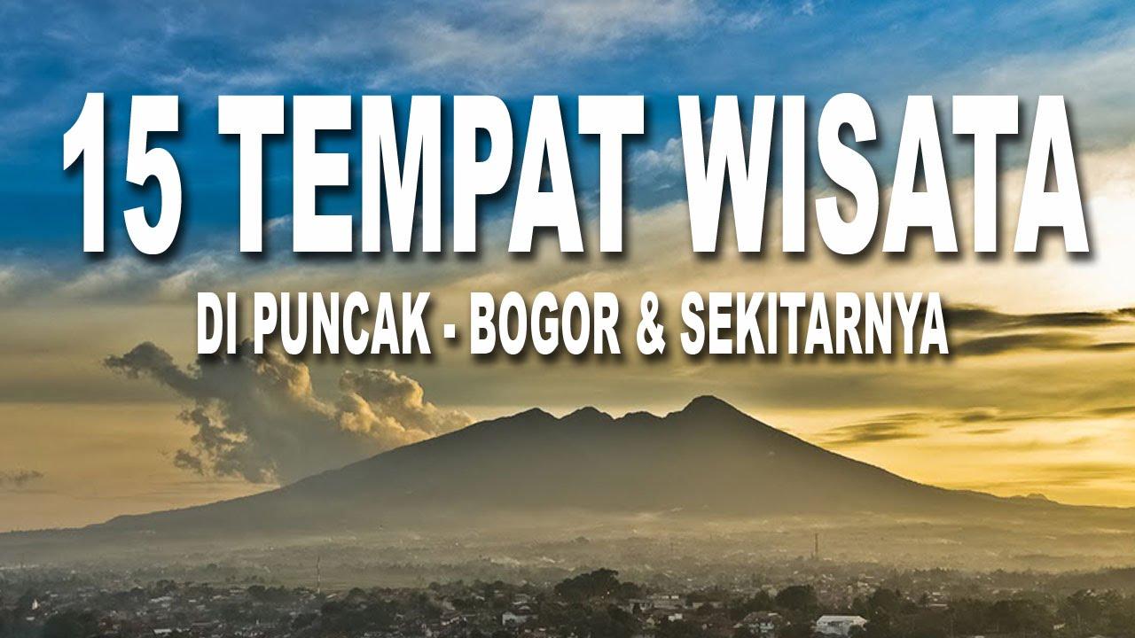 10 Tempat Wisata di Puncak Bogor