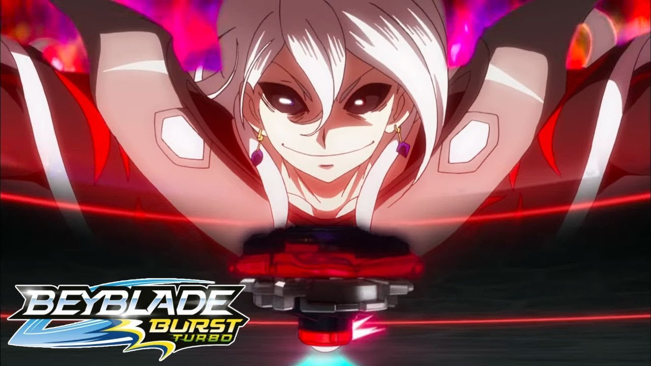 Beyblade Burst Turbo: Episode 43 - Lord of Destruction! Dread Phoenix!  Spoiler Review