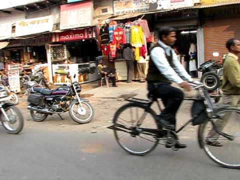 Bazaar in Agra