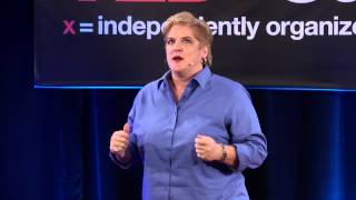 More to dying than meets the eye: Martha Atkins at TEDxSanAntonio 2013