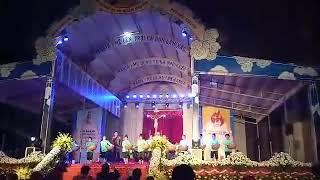Giáo lý viên Lục Thủy mừng lễ đức mẹ vô nhiễm tại Vương Cung Thánh Đường Phú Nhai 2017