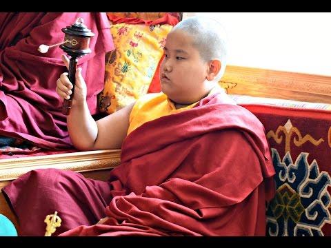 Guru Rinpoche Boom Tsok - Nyingmapa Taksham Bhuddist Center