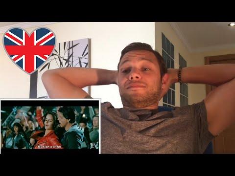 Ishq Shava Song   Jab Tak Hai Jaan   Shah Rukh Khan   Katrina Kaif   British/Pakistani REACTION