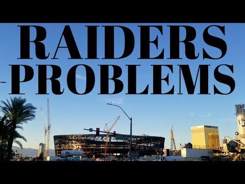 5 Major Problems With Las Vegas Raiders Stadium