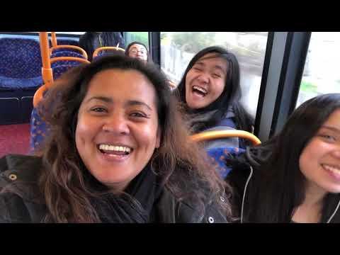 United Kingdom Travel Vlog—Coach Chiara