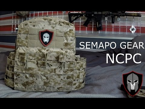 Semapo Gear NCPC (AOR1) Review - Goliath Task Force Airsoft