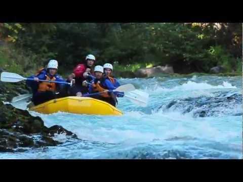 White Salmon River Rafting Fun In Washington - Wet Planet Whitewater